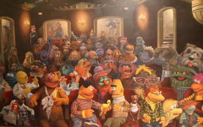 The Muppets and Managing Paperwork Online